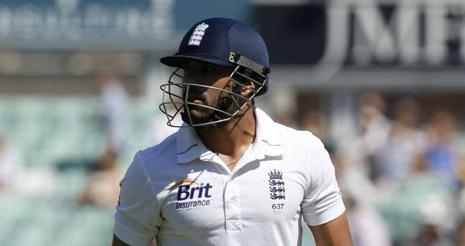Ravi Bopara: Not ready to return due to