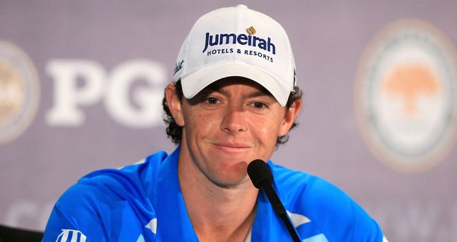 Rory McIlroy: Looking to claim his second major title at Kiawah Island this week