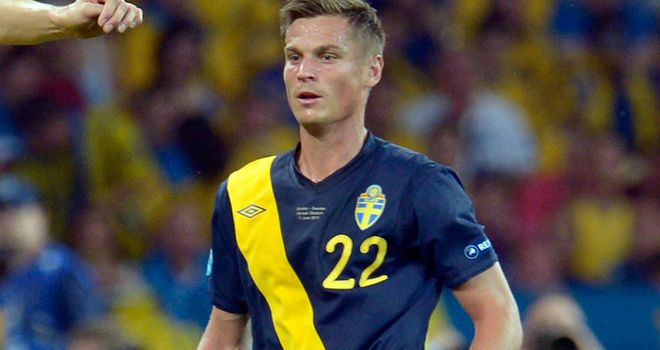 Markus Rosenberg: Swedish striker joined West Bromwich Albion in the summer