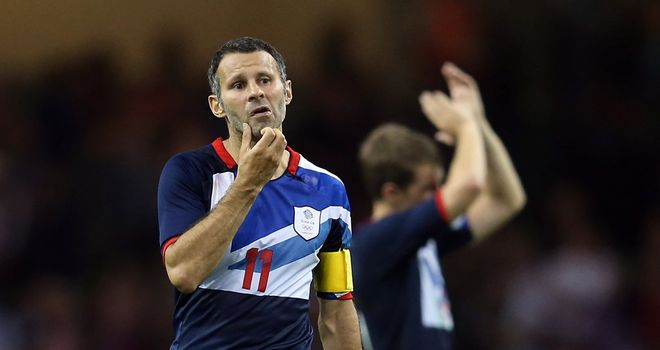 Ryan Giggs: Disappointed but encouraged after Olympic exit