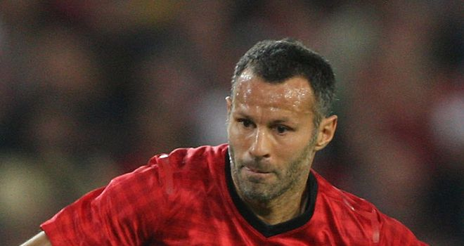 Ryan Giggs: Insists he is not frustrated by his fringe role at United so far this season