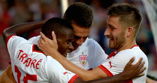 Vedad Ibisevic: Scored the goals for Stuttgart to put them in the draw for the Europa League