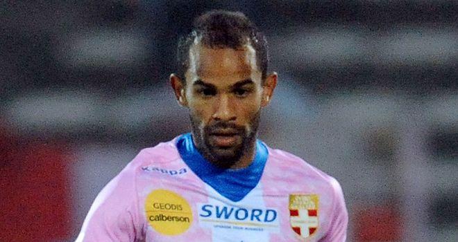 Saber Khelifa: Striker's 13 goals last season goals kept Evian in Ligue 1