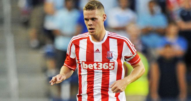 Ryan Shawcross: Stoke defender won't be affected no matter what happens on England front, says Tony Pulis.