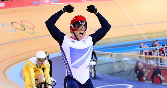Sir Chris Hoy: Debating whether to continue until the Commonwealth Games