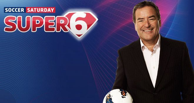 Super 6: Free to play with a £100k jackpot up for grabs