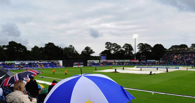 Glamorgan: opting to go back to their traditional name and logo for next season