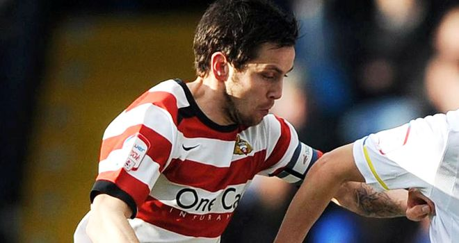 Brian Stock: Doncaster captain has moved to Burnley