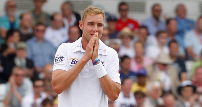 Stuart Broad: patience the key for England batsmen