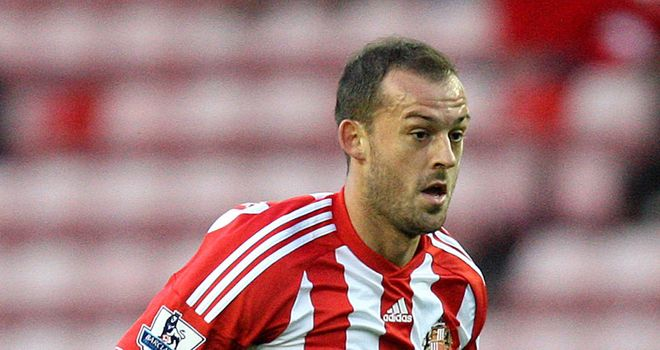 Steven Fletcher: Backed to be a success by team-mate Louis Saha