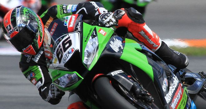 Tom Sykes: the British rider has been the surprise package of the 2012 season