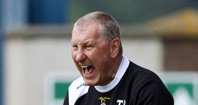 Terry Butcher: Says Ipswich link 'is paper talk'
