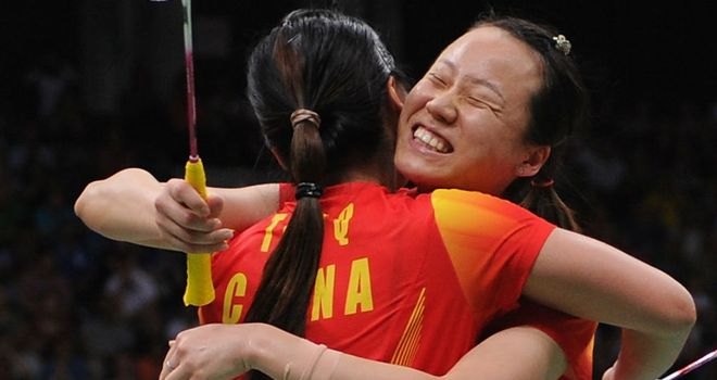 Tian Qing and Zhao Yunlei: Claimed victory in controversy-hit tournament