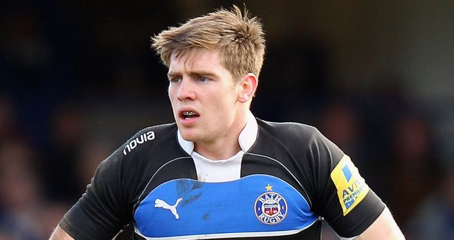 Tom Heathcote: England U20 international joins Scotland squad