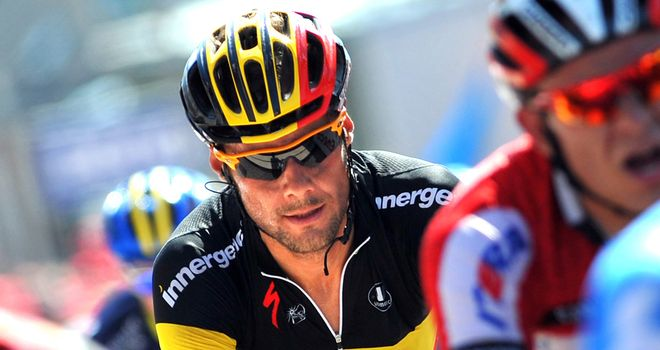 Tom Boonen: Thought cut to his elbow was 'just a little scrape'