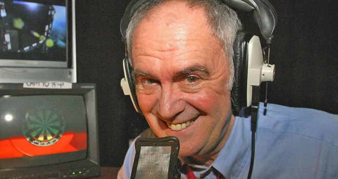 Sid Waddell: you won't believe your Geordie eyes (or ears...)