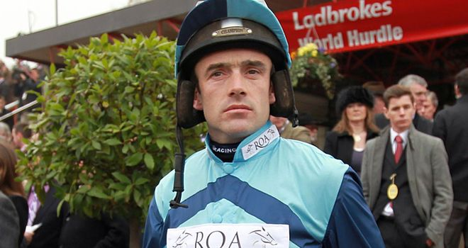 Ruby Walsh: Galway winner