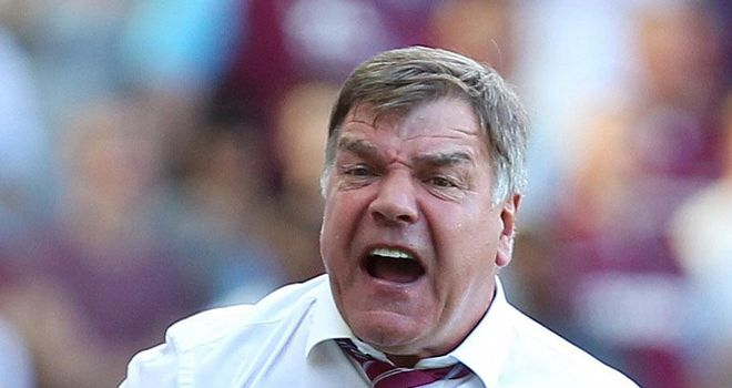 Sam Allardyce: Not expecting any last-minute transfer business at West Ham
