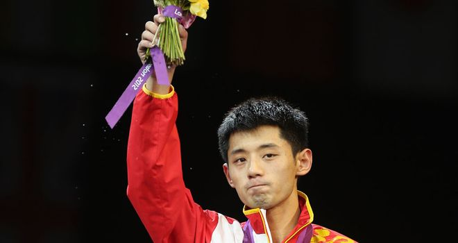 Zhang Jike completes the grand slam