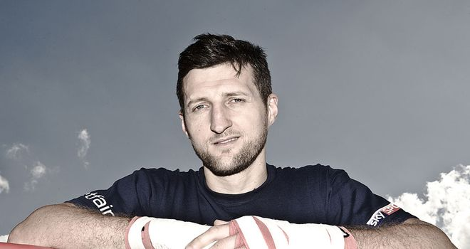 Carl Froch: Will never fight Nathan Cleverly (Pic by leighdawneyphotography.com)