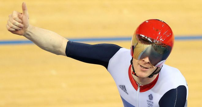 Ed Clancy: Starts a new phase of his career in Glasgow
