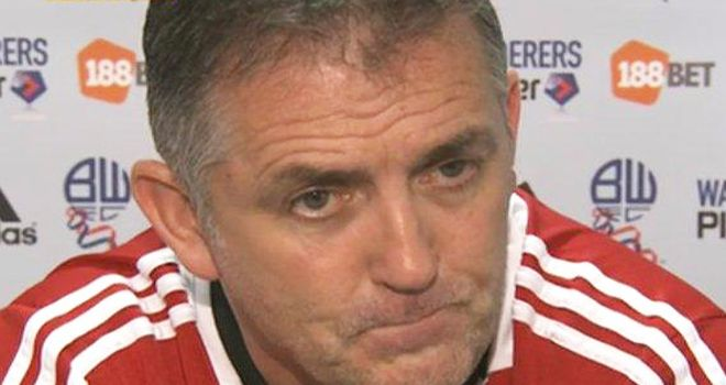 Owen Coyle: Saw Fabrice Muamba suffer a cardiac arrest