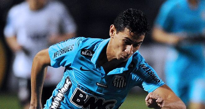 Ganso: On the move from Santos to Sao Paulo