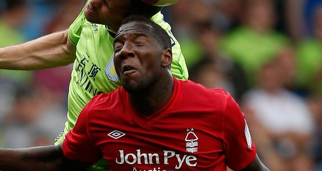 Ishmael Miller: Left Nottingham Forest to join Middlesbrough on loan in order to play regular football