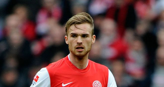Jan Kirchhoff: Agreed to join Bayern Munich