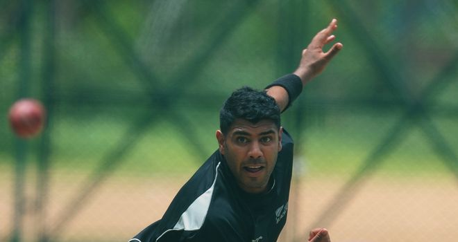 Jeetan Patel: Has apologised for his behaviour along with Daniel Vettori
