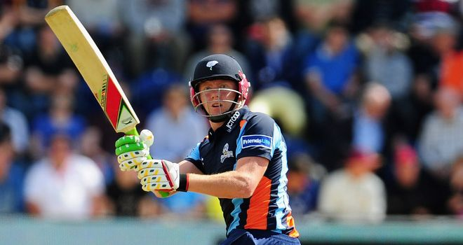 Jonny Bairstow: torn cartilage in right wrist