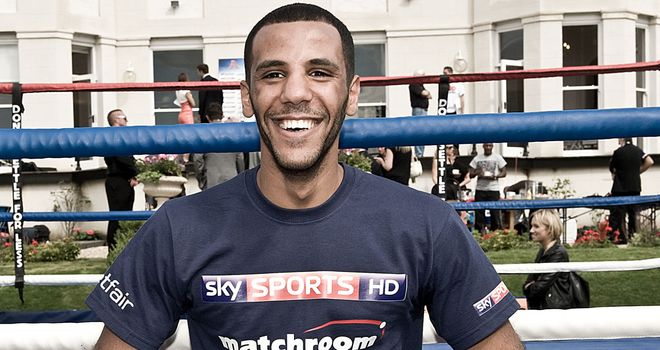 Kal Yafai: Looking forward to showcasing his talents over the coming months (pic leighdawneyphotography.com)
