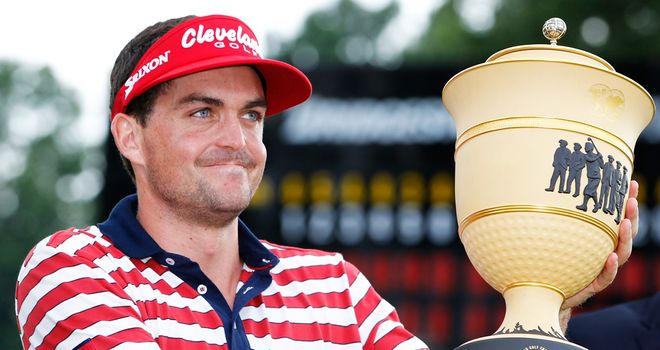Keegan Bradley: WGC win punched his Ryder Cup ticket