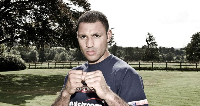 Kell Brook: fitter than ever (pic leighdawneyphotography.com)