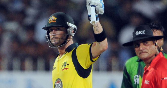 Michael Clarke: Retired from Twenty20 duty with Australia