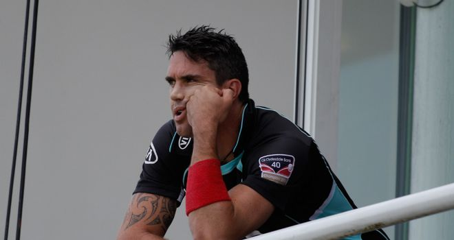 Kevin Pietersen: On the outside looking in