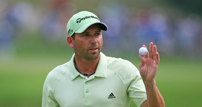 Sergio Garcia: without a PGA Tour win for four years
