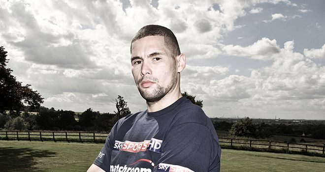 Tony Bellew: Fully focused on beating Edison Miranda (leighdawneyphotography.com)