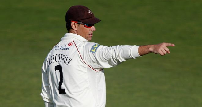 Marcus Trescothick: Has signed a new three-year contract at Taunton
