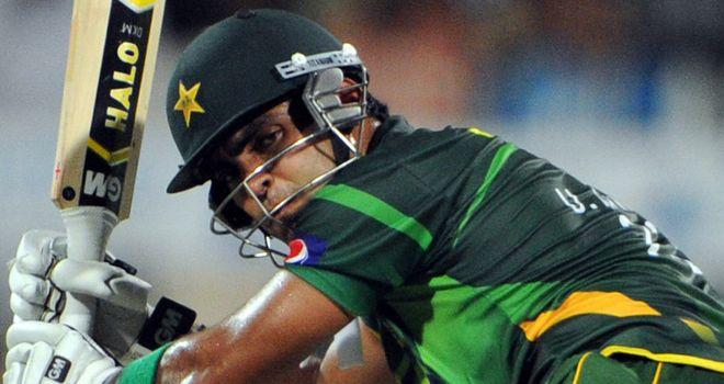 Umar Akmal: Pakistan batsman to miss Zimbabwe tour