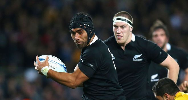 Victor Vito: Believes Scotland will provide a test for the All Blacks