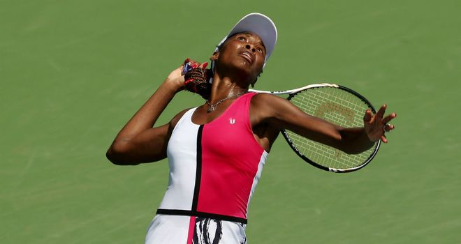 Venus Williams: Battled into semi-finals in Cincinnati
