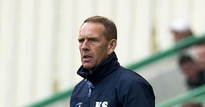 Kenny Shiels: Pleased for Liam Kelly