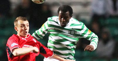 Efe Ambrose: Calls for focus at the back before Barcelona visit Parkhead