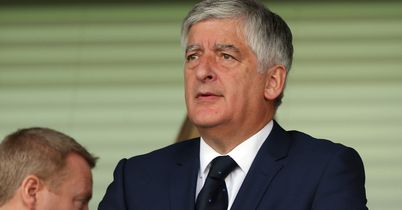 David Bernstein: FA chairman accepts criticism