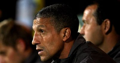 Chris Hughton: Feels that punishments for racial offences should be harsher