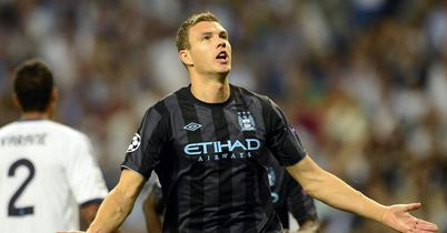 Edin Dzeko: Building a reputation as something of a super sub