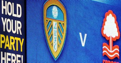 Leeds: Were hammered 7-3 by Forest last season