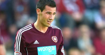Ryan McGowan: Could switch flanks for Hearts