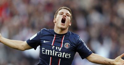 Kevin Gameiro: Scored for PSG